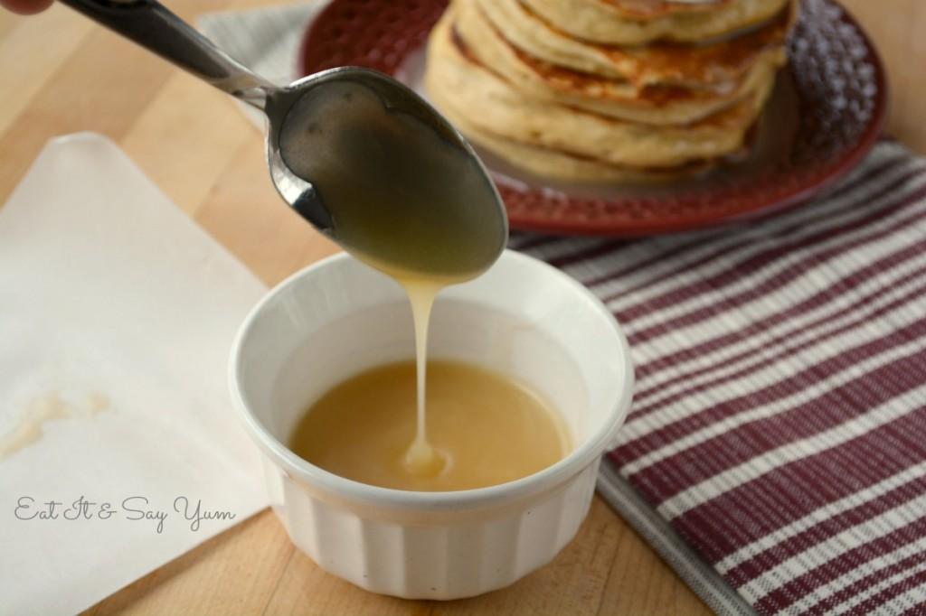 Buttermilk Syrup 509