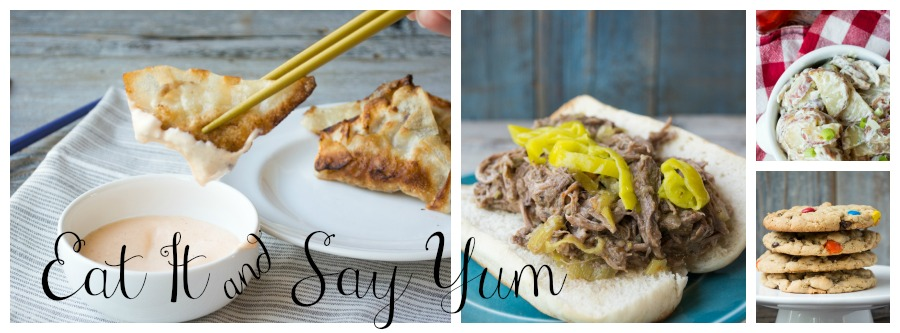 Eat It & Say Yum