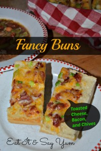 Toasty Bacon and Cheese Bread