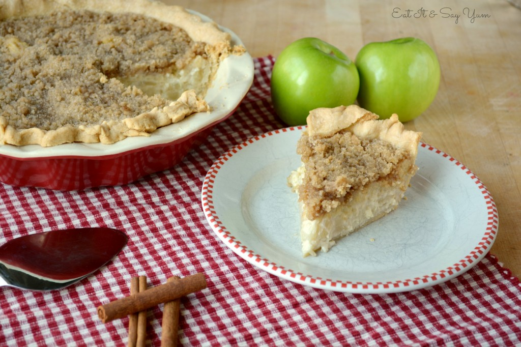 French Apple Pie 00