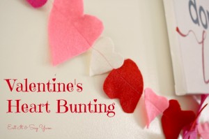 Heart Bunting 442
