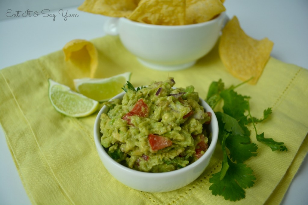 Pico De Gallo in Guacamole 852