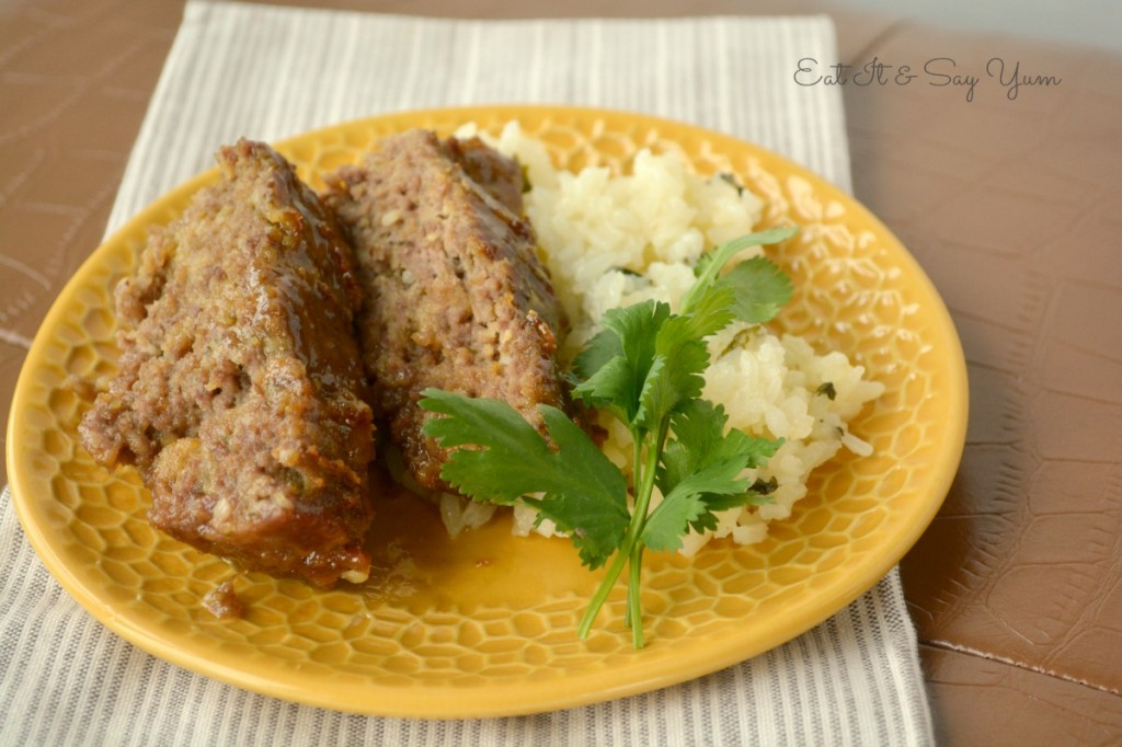 Sweet and Sour Meatloaf 676