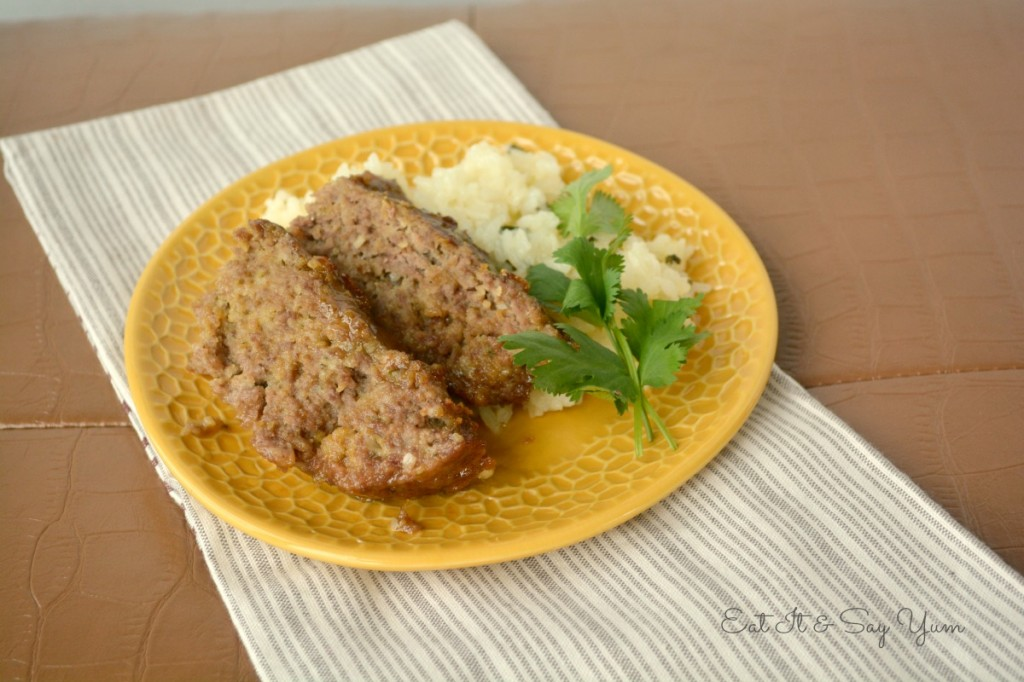 Sweet and Sour Meatloaf 679
