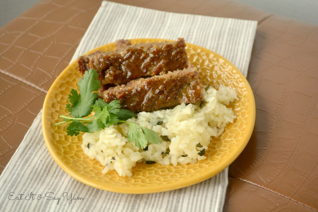 Sweet and Sour Meatloaf  687