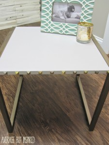 Thumbtack Table