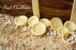 How to make Pirate Doubloons from Eat It & Say Yum
