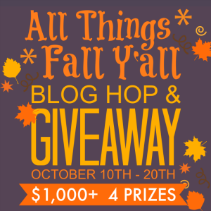 Fall Y'all Giveaway 300