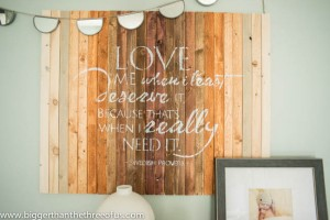DIY-Wood-Art-with-Painted-Quote-for-Master-Bedroom-By-Bigger-Than-The-Three-of-Us-12