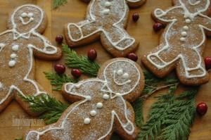 gingerbread cookies 2-2