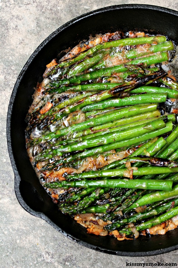 Grilled-Asparagus-with-Brown-Butter-and-Shallots-1