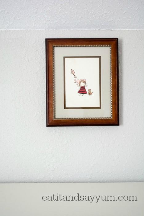 Modify Ink Art in Girls Room- eatitandsayyum.com 1