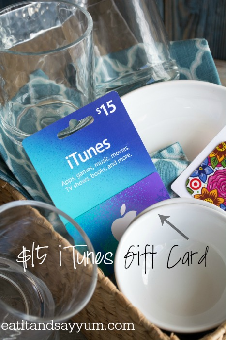 Mother's Day Giveaway $15 iTunes Gift Card