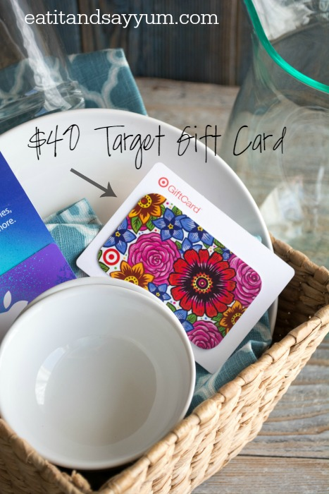 Mother's Day Giveaway Target Gift Card