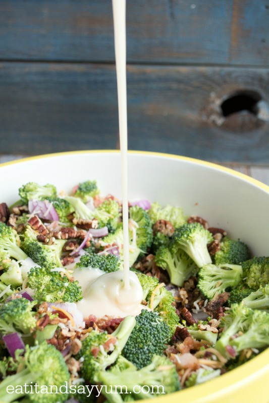 Broccoli Salad from Eat It & Say Yum