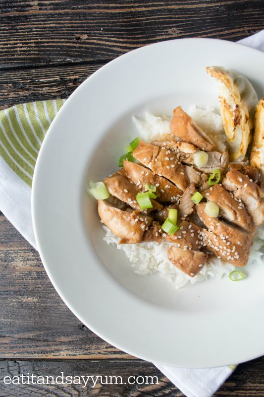 Teriyaki Chicken recipe that is fast and easy and tastes great- perfect week night dinner