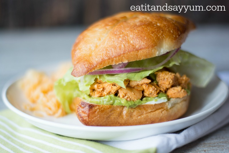 Tortas- Mexican Sandwiches with SO much flavor and texture- absolutely delicious!